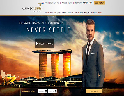 Marina Bay Sands Hotel Casino Overview