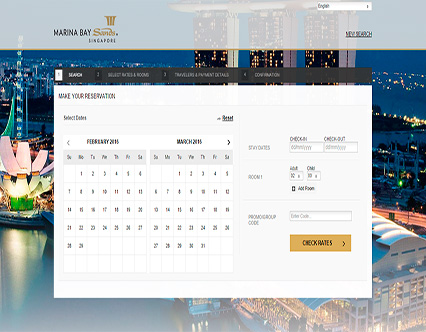 Marina Bay Sands Hotel Price And Reservations