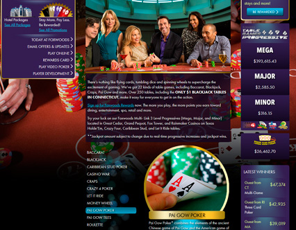 foxwoods online casino review